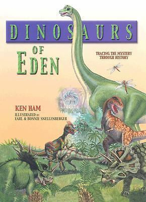 Dinosaurs of Eden: A Biblical Journey Through Time, Ken Ham, Good Book