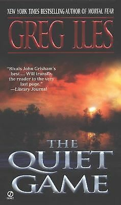 The Quiet Game (Penn Cage Novels), Iles, Greg, Good Book