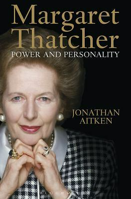 Margaret Thatcher: Power and Personality,Aitken, Jonathan,  Good Book
