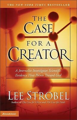 The Case for a Creator - Lee Strobel - Acceptable Condition