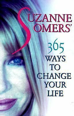 Suzanne Somers' 365 Ways to Change Your Life - Somers, Suzanne - New Condition