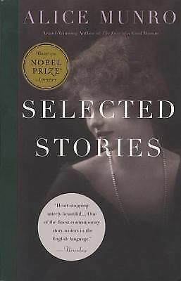 Selected Stories, Alice Munro, Good Book