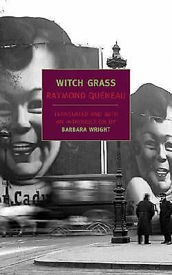 Witch Grass, Queneau, Raymond, Good Book