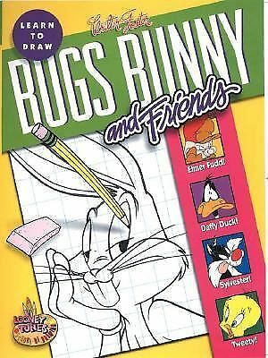 Learn to Draw Bugs Bunny and Friends (Looney Tunes School of Drawing), Carpentie