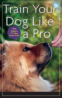 Train Your Dog Like a Pro, Donaldson, Jean, Good Book