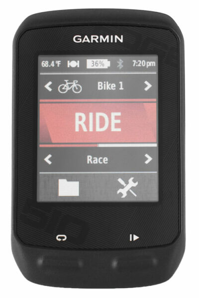 Garmin Edge 510 Cycling