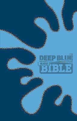 CEB Common English Bible Deep Blue Kids Bible Decotone Midnight Splash :...