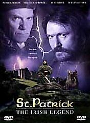 St. Patrick: The Irish Legend, Good DVD, Adam Goodwin, Stephen Brennan, Michael