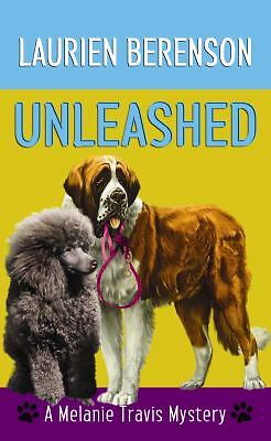 NEW Unleashed (Center Point Premier Mystery (Large Print)), Laurien Berenson,