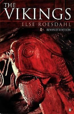 The Vikings: Revised Edition, Roesdahl, Else, Acceptable Book