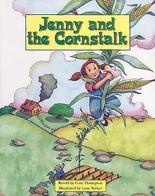 Jenny and the Cornstalk (Pair-It Books),Thompson, Gare, Very Good Book