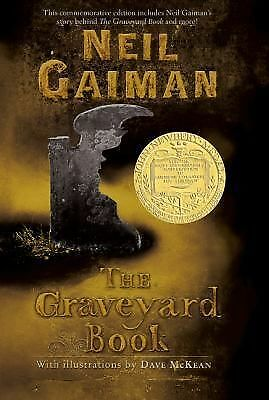 The Graveyard Book Commemorative Edition, Gaiman, Neil, Good Book