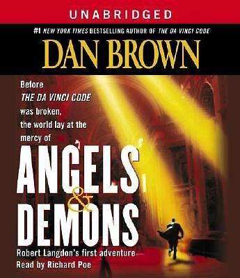 Angels & Demons, Dan Brown, Good Book