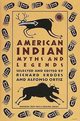 American Indian Myths and Legends, , Good Book