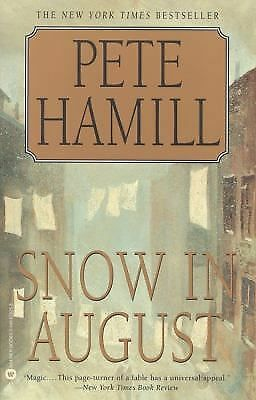 Snow in August, Hamill, Pete, Good Book