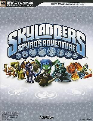 Skylanders: Spyro's Adventure Official Strategy Guide (Official Strategy Guides