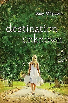 Destination Unknown, Clipston, Amy, Good Book