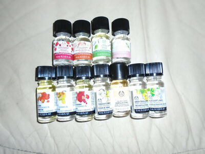 The Body Shop New Home Fragrance Oil, U Choose (0.3 oz /10 ml )  Free Shipping