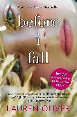 Before I Fall - Oliver, Lauren - Good Condition