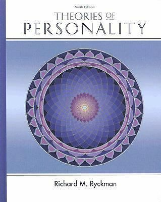Theories of Personality,Ryckman, Richard M.,  Acceptable  Book
