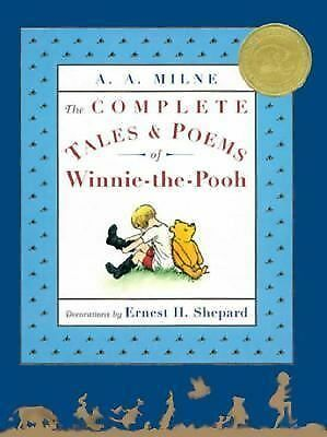 The Complete Tales and Poems of Winnie-the-Pooh, A. A. Milne, Good Book