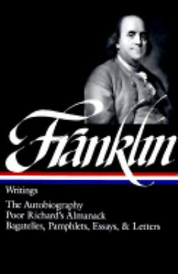Franklin: Writings (Library of America), Franklin, Benjamin, Acceptable Book