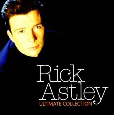Ultimate Collection, Rick Astley, Very Good Import