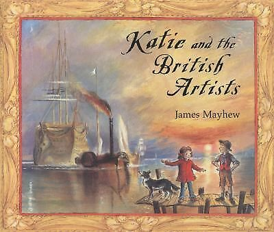 Katie and the British Artists, Mayhew, James, Acceptable Book