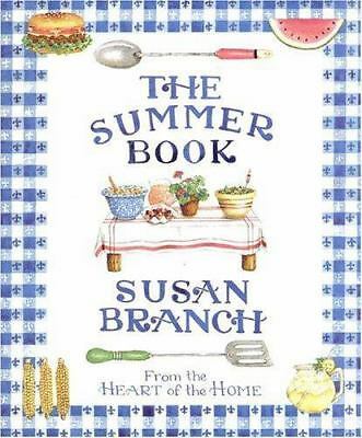 The Summer Book - Susan Branch - Good Condition
