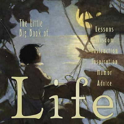 Little Big Book Of Life, Natasha Tabori Fried, Lena Tabori, Good Book