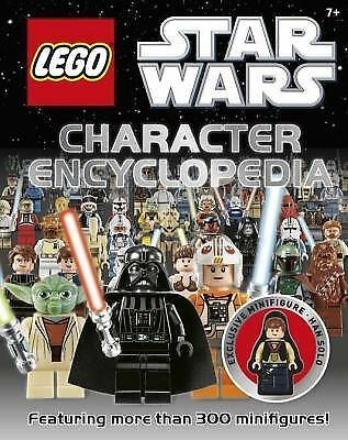 LEGO Star Wars Character Encyclopedia, DK Publishing, Good Book