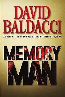 Memory Man, Baldacci, David, Good Book