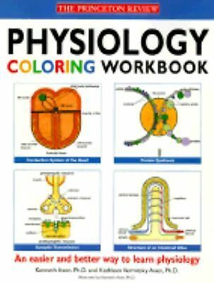 [Physiology Colouring Workbook] [by: Kenneth Axen],Kenneth Axen,  Acceptable  Bo