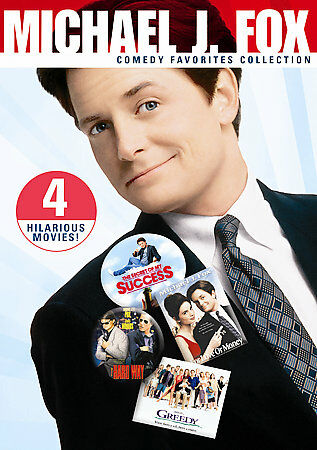 Michael J. Fox Comedy Favorites Collection (The Secret of My Success / The Hard