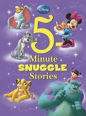 5-Minute Snuggle Stories (5-Minute Stories), Disney Book Group, Acceptable Book