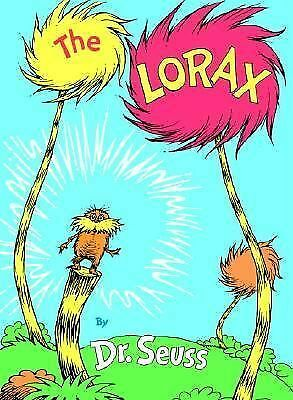 The Lorax (Classic Seuss), Dr. Seuss, Theodor Seuss Geisel, Good Book