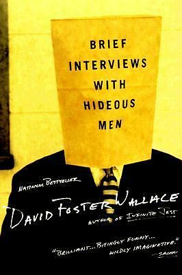 Brief Interviews with Hideous Men - David Foster Wallace - Good Condition