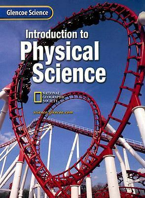 Introduction to Physical Science, McGraw-Hill/Glencoe, Good Book