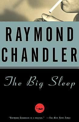 The Big Sleep, Raymond Chandler, Good Book
