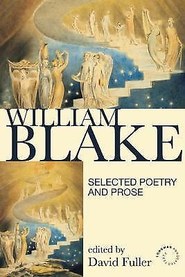 William Blake: Selected Poetry and Prose (revised first edition), Fuller, David,