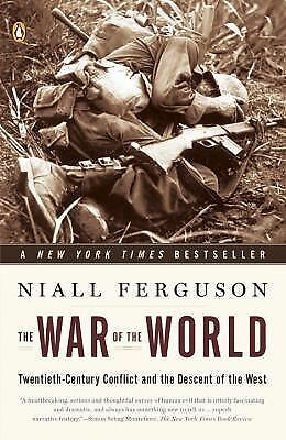 The War of the World - Niall Ferguson - Good Condition