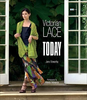 Victorian Lace Today, Jane Sowerby, Good Book