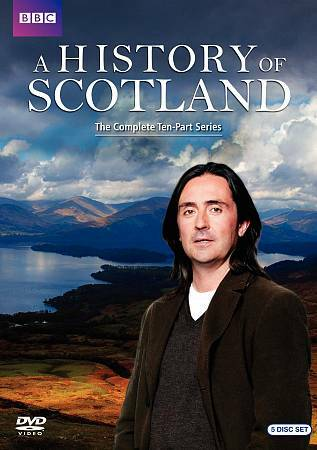A History of Scotland- DVD - Good Condition - Various, Various