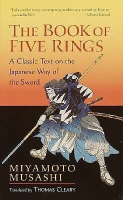 The Book of Five Rings, Musashi, Miyamoto, Good Book