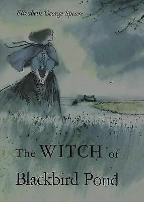 The Witch of Blackbird Pond, Elizabeth George Speare, Acceptable Book