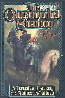 The Outstretched Shadow (The Obsidian Mountain Trilogy, 1), Mallory, James, Lack