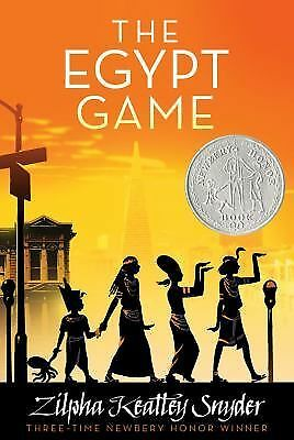 The Egypt Game, Snyder, Zilpha Keatley, Acceptable Book