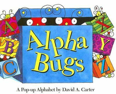 Alpha Bugs (mini edition): A Pop-up Alphabet, Carter, David  A., Acceptable Book