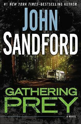 Gathering Prey, Sandford, John, Acceptable Book