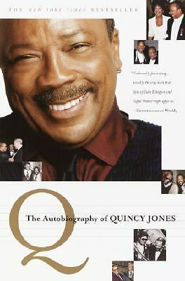 Q: The Autobiography of Quincy Jones - Jones, Quincy - Good Condition